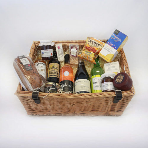 Luxury West Country Hamper