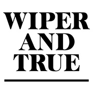 Wiper and True Logo